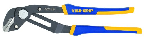 IRWIN VISE-GRIP Pliers, GrooveLock, Smooth Jaw, 12-Inch (4935099)