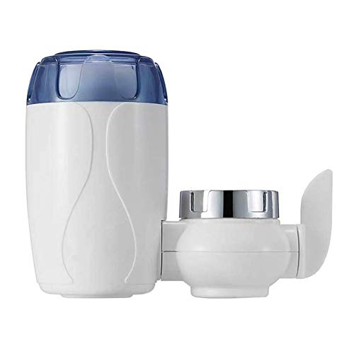 ZLXLX Waterzuiverer Waterkwaliteit Filter Zuivering Keramische Filter Water Tap Purifier Keukenkraan Bevestig Filterpatronen Roest Bacteriën Verwijdering Percolator