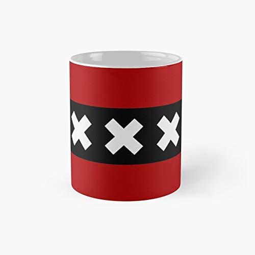 Amsterdam Xxx Coat Of Arms Classic Mug 11 Oz.