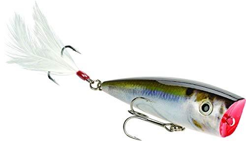 Strike King KVD Splash Jr. / Natural Shad, 2 1/4-inch