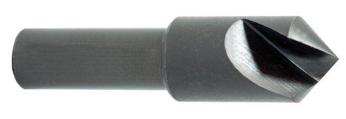 "3/4"" Diameter 90 Degree 1 Flute High Speed Steel Countersink Melin/Countersinks Inc. USA"