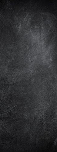 Eurographics Blackboard 30x80 Magnettafel, Glas, schwarz, 80 x 30 x 2 cm