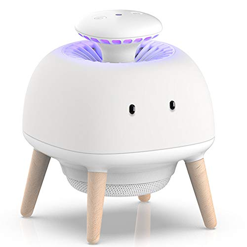 Elektrische muggen Killer Lamp Thuis Slaapkamer Tafellamp Smart Control Nachtlampje Anti Muggen Killer Lamp Insect Trap Lamp Killer Indoor Pest Control