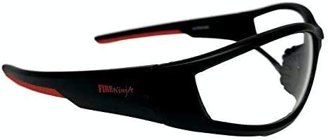 Top 10 Best shooting glasses clear lens wrap around