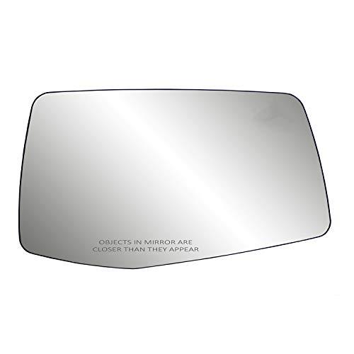 Heated Repl. Glass for Silverado/Sierra 1500, no dimming, no BSDS, RH