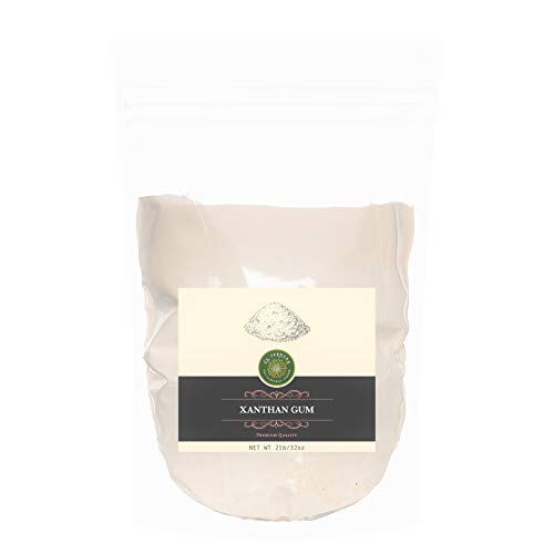 US-FARMERS Xanthan Gum, Packed in the USA, Gluten-Free, 2 LB Bag