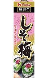 House shizo ume, perennial plant plums paste 1.4oz, pack of 1
