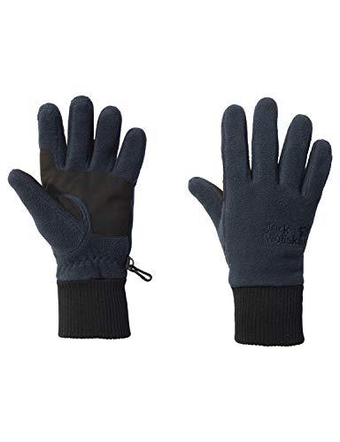 Jack Wolfskin Herren Handschuhe Vertigo Gloves, Night Blue, M, 1901751-1010003