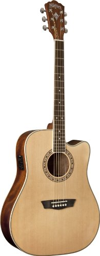 Washburn WD10 Series WD10CE Acoustic Electric Guitar