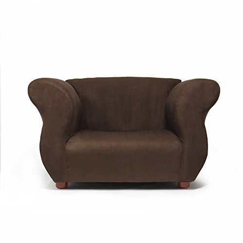 Big Sale Fantasy Furniture Fancy Chair, Brown