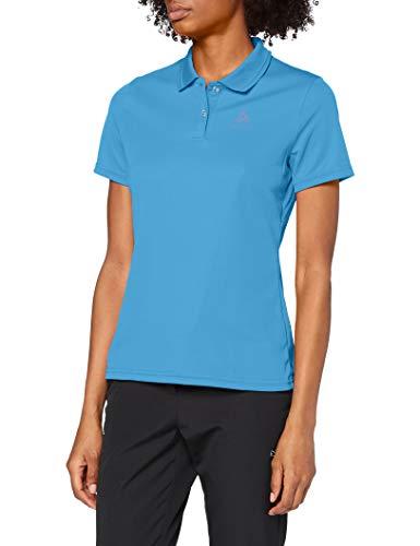 Odlo Damen Poloshirt Polo Shirt s/s Tilda, Marina, S, 594131_20675_S