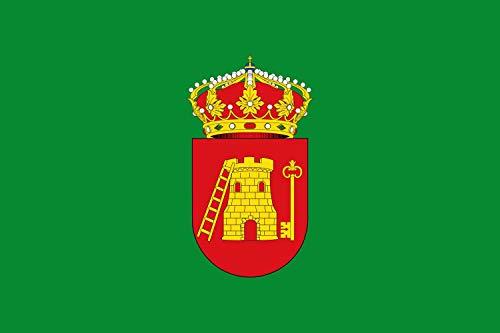 magFlags Bandera XL Cárcheles, Jaén, España   Bandera Paisaje   2.16m²   120x180cm