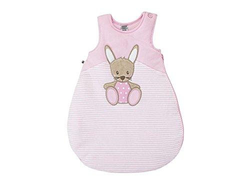 Jacky Baby Mädchen Serie Bunny Jeans Kleid Strampler Bodies Sets Schlafsäcke (86/92, Schlafsack ärmellos)