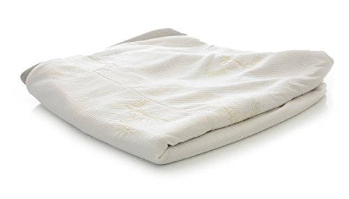 Milliard Ultra Soft Replacement Cover for 6-Inch Tri-fold Mattress - Twin XL