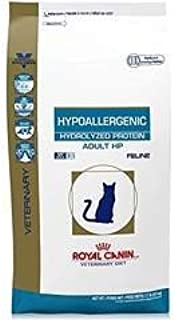 Royal Canin Veterinary Diet Hypoallergenic Hydrolyzed Protein HP Dry Cat Food 12 oz