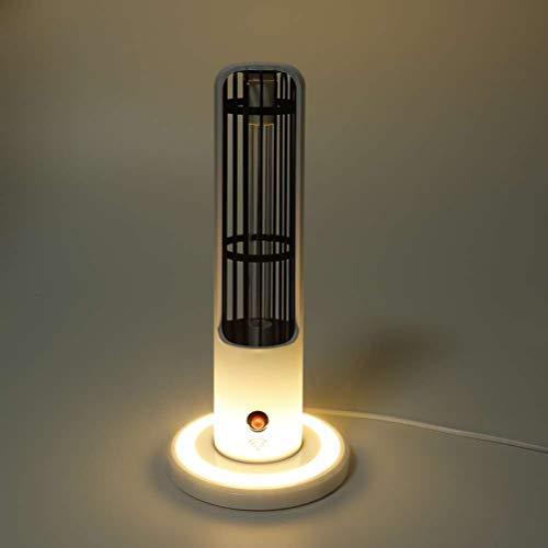 Stecto UV Lampe Desinfektion, 20W tragbare UV-Keimtötungslampe LED-Nachtlicht mit Fernbedienung, schnelle Sterilisation, für Autohaushalt Haustierbereich