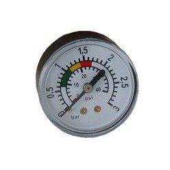 Astral Manometer 1/8 Zoll für Sandfilteranlage Cantabric, Lamiclair, Platiclair Plus 8-10 m3/h