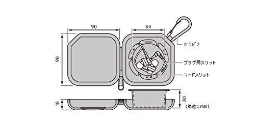 audio-technicaヘッドホンキャリングケースブラックAT-HPP300BK
