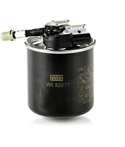 Original MANN-FILTER Kraftstofffilter WK 820/17 – Für PKW und Nutzfahrzeuge