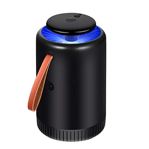 Tritow Mosquito Killer Repelente de mosquitos electrónico Repelente de insectos Bug Zapper UV LED Trampa de la lámpara de Pure Physical No toxix Respetuoso del medio ambiente for uso en acampar al air