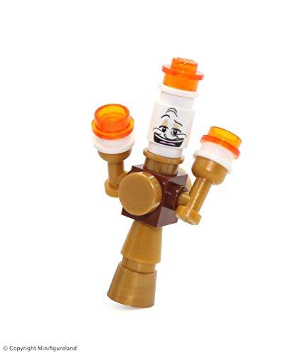 LEGO Disney Princess: Die Schöne und das Biest Minifigur - Lumière (41067)