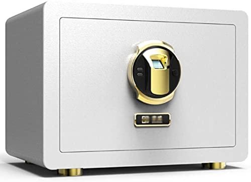 Caja Fuerte -Caja Segura de Huellas Dactilares Caja de Seguridad Caja de Bloqueo DOCUMENTO Bolsa Segura para el Hotel de Oficina Joyería de joyería Medicamento en Efectivo