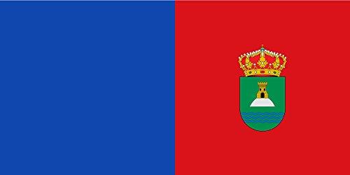 magFlags Bandera Large Rectangular Doble de Largo Que de Ancho | Bandera Paisaje | 1.35m² | 80x160cm