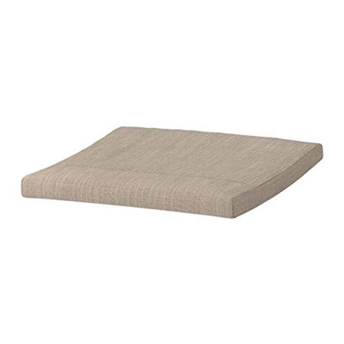 IKEA Poang Cojín otomano Hillared Beige 103.625.38