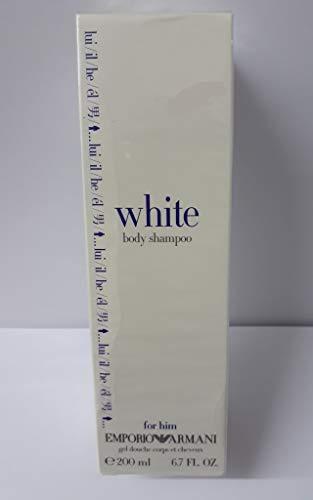Emporio Armani WHITE for HIM 200 ml Duschgel Bodyshampoo