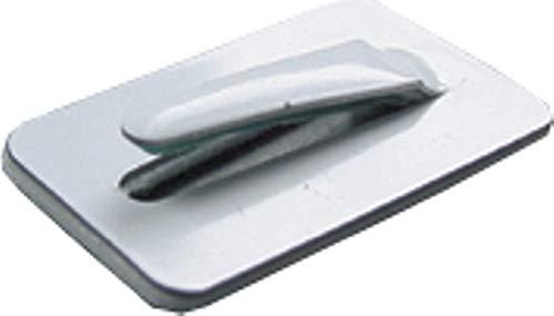 Stahlklemmen mit Zunge und selbstklebendem Haken für Kabel, Flex oder Rohr Beschichteter Stahlclip mit verformbarer Zunge, selbstklebend, weiß