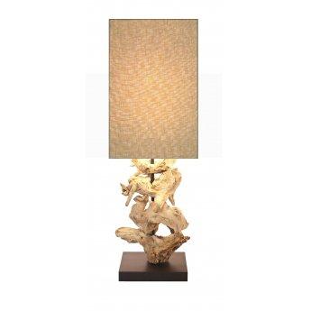 Lampe bois flotté PUR-OURAGAN