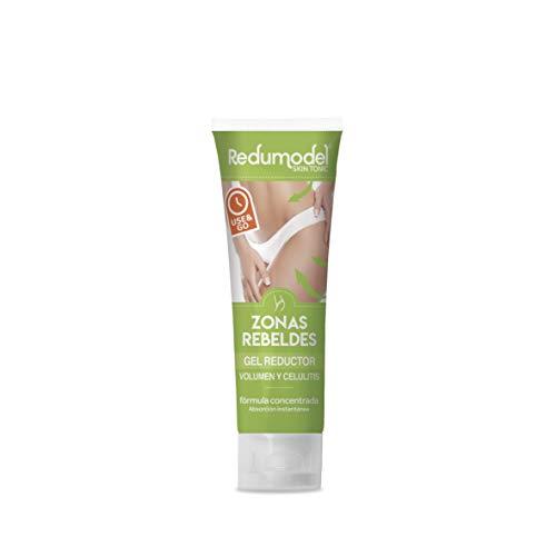 Redumodel Skin Tonic - Use&Go - Gel Reductor Zonas Rebeldes - Crema Anticelulítica y reductora en zonas difíciles con extractos vegetales - 100ml
