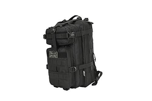 Kombat Tactical Sac à Dos Stealth Noir 25L