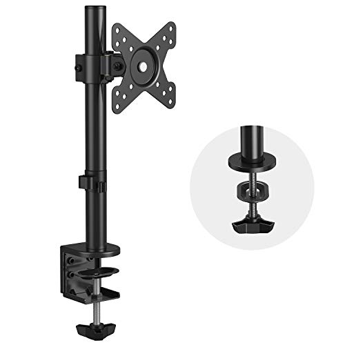 [Other] Single Monitor Stand Mount with C-Clamp and Grommet Base $9.89 ($21.99 - 55%)