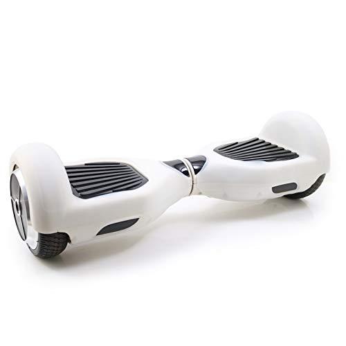 Fusion Board Silikon-Schutzhülle für 16,5 cm Hoverboard - durchsichtig