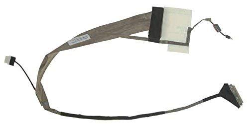 F-Mingnian-rsg Nuevo Cable de Pantalla de Video Flexible LVDS LCD de Repuesto...