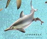 恐竜発掘記 プレシオサウルス -巨竜たちの海- イクチオサウルス