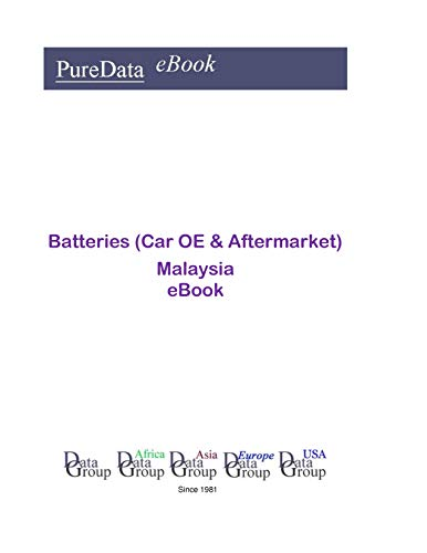 Batteries (Car OE & Aftermarket) in Malaysia: Market Sales