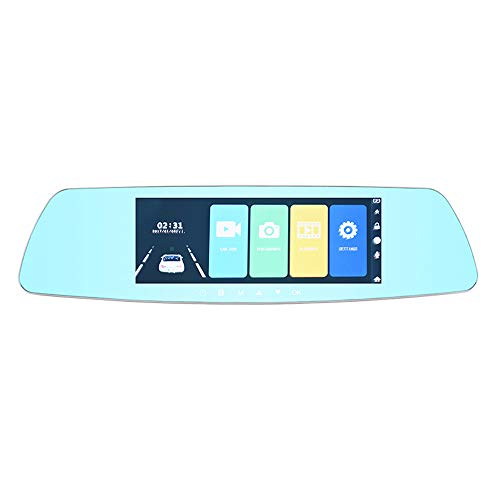 Viviance ZHVICKY 7 Inch Touch Screen Auto DVR Voertuig Travel Data Recorder met Omgekeerde Camera