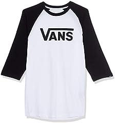 Vans Classic Raglan Camisa para Hombre
