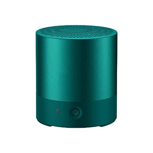SFBBBO Altavoz Bluetooth Altavoz Bluetooth Portátil Altavoz Bluetooth Inalámbrico Impermeable Sonido Estéreo Manos Libres Electrostático Tweeter Verde