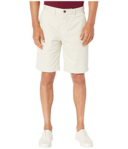 Tommy Hilfiger Men's Adaptive Short with Velcro Brand Closure and Magnetic Fly, Sand Khaki, 32