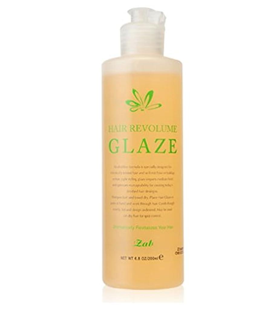 清める見習い観光に行く[MONALIZA/モナリザ] zab Hair Revolume Glaze 200ml/ジャブ毛深いボリュームグレーズ(海外直送品)