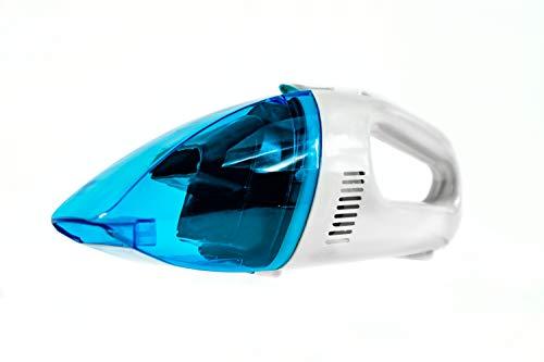 Mesko aspirapolvere–Auto Blu e Bianco, Multicolore, Taglia Unica
