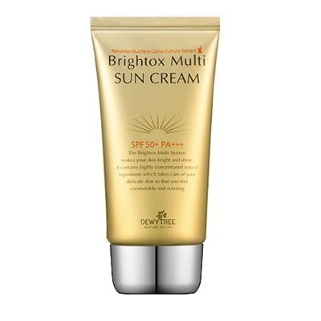 戸棚持っている回路Dewytree Brightox Multi SUN CREAM SPF50+, PA+++50ml