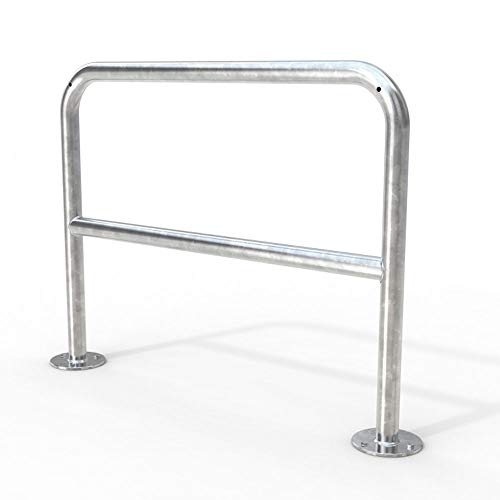 Fahrradständer Fahrrad Anlehnbügel 9211 1000mm zum Aufdübeln