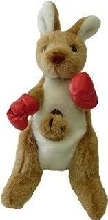 Boxing Kangaroo Stuffed Animal - Australia