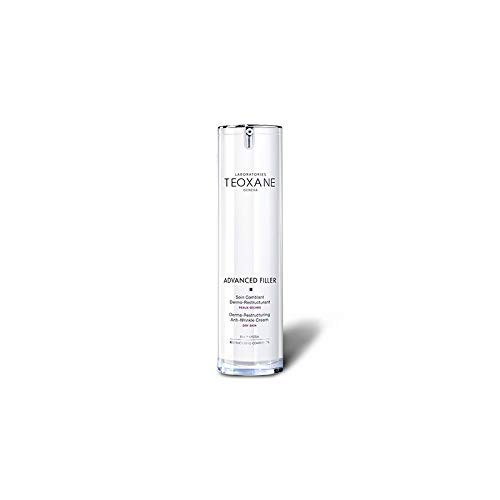 Teoxane Cosmeceuticals Advanced Filler Derma-Restructuring Anti-Wrinkle Cream Dry to Very Dry Skin - New Face of Teosyal Advanced Filler - Dry to Very Dry Skin by Teoxane Cosmeceuticals