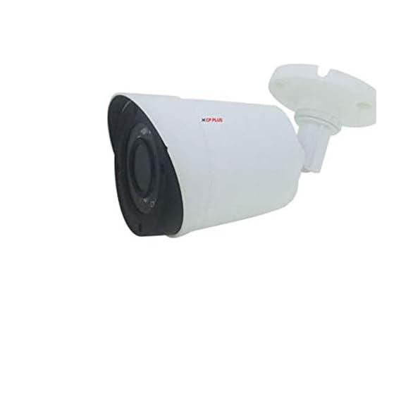 CP PLUS 1080p Full HD Bullet Night Vision Camera, White