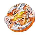 Beyblade Burst Juego Peonza de Combate Giroscopios De Combate Fusion Juguete Divertido para los mas Queridos (Naranja)